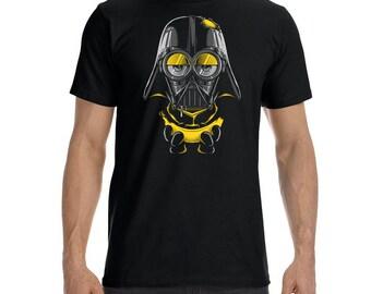 Minion Darth Vader - Star Wars The Force Awakens t-shirt