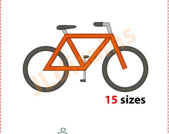 Bicycle Embroidery Design. Embroidery design bicycle. Cycle embroidery. Bike embroidery design. Embroidery bicycle Machine embroidery design
