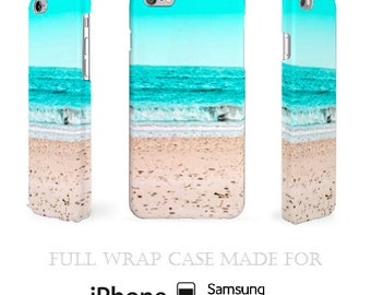Beach iPhone Case > Ocean Samsung S5 Case > Nautical iPhone Case > Sea iPod 6 Cover > Waves iPhone Case > Teal Fine Art iPhone Case > Blue
