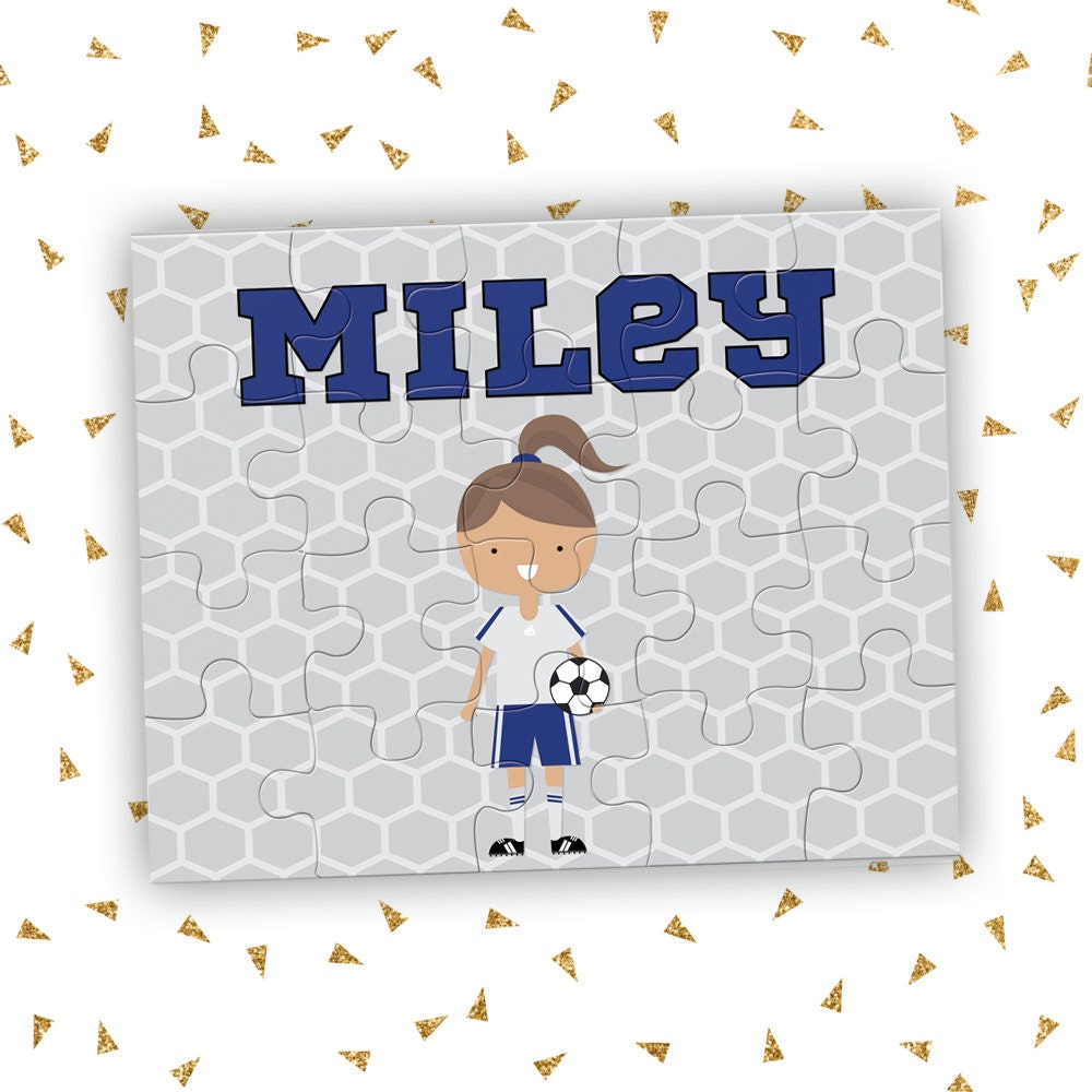 personalized name puzzle 20 piece puzzle makes a by