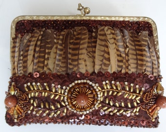 Handbag Handmade Clutch Pimpi Smith Collections.