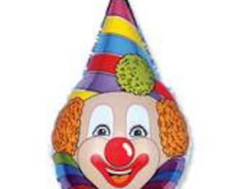 Pointed Hat Clown 28""