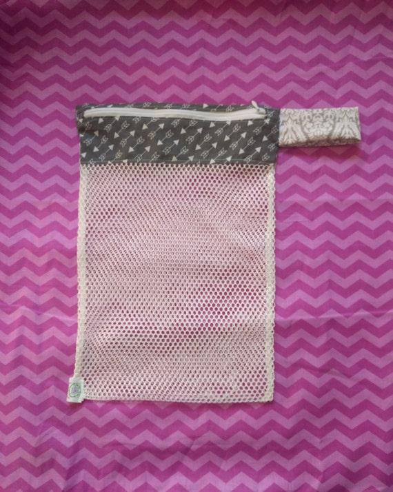Reusable Laundry Bag Perfect Reusable Facial Rounds Mesh