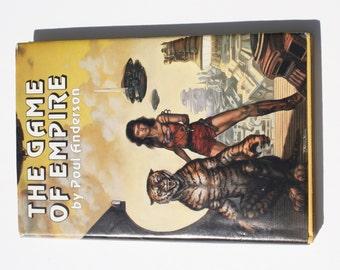 The Game of Empire by Poul Anderson - Baen Enterprises 1985