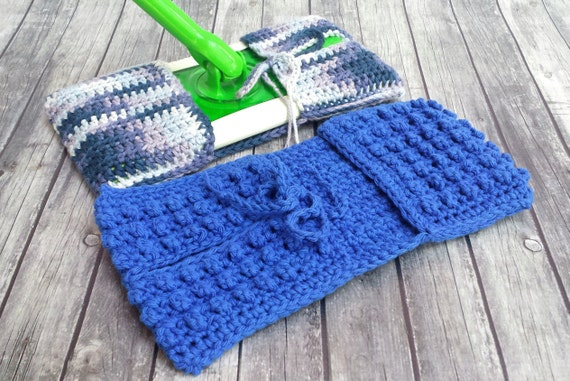 Crochet Swiffer Mop Cover Reusable Swiffer Pads Reusable