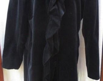 VINTAGE MARVIN RICHARDS Overcoat Size  Large WWC030