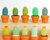Crochet cactus, Amigurumi cactus, Artificial cactus, Crochet plant, Home decor false cactus, False plant, Homedecor yarn cactus, Yarn plant