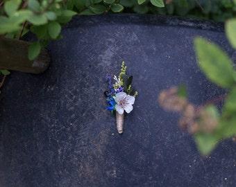 wedding boutonnière grooms boutonniere button hole groomsmen corsage rustic wedding boutonniere