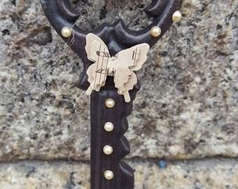 Butterfly Skeleton Key