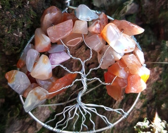 Tree of Life - Carnelian