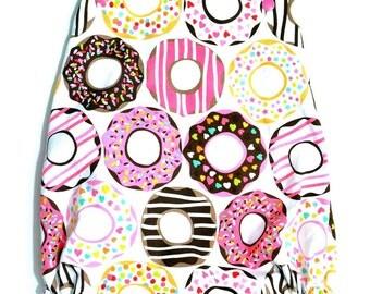 Pink Donuts Sunsuit