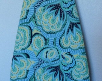 SALE! Blue Spirals Ironing Board Cover