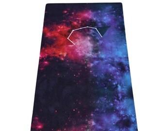 Galaxy Yoga Mat / Yoga / Yoga Mat / Yoga Accessories / Yoga Gifts / Gift for Her / Gift for Him / Yoga Gift / YogaMats / Gift for him