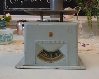 Vintage Detecto Kitchen Scale--25 Pound Capacity!