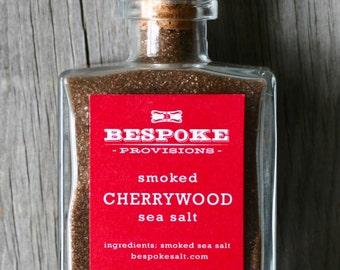 Smoked Cherrywood Sea Salt