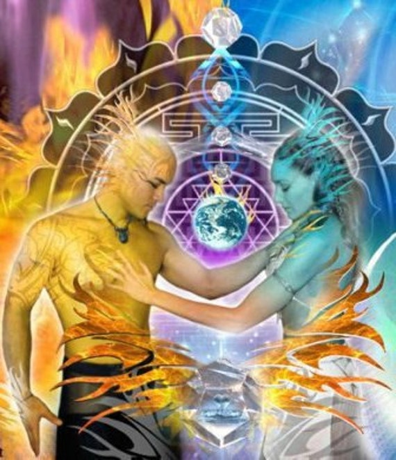 Love Each Other When Two Souls: TWIN FLAME READING Soul Mate Reading Psychic By