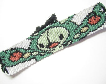 Reuniclus Pokemon Bracelet, Reuniclus Friendship Bracelet, Geekery Nerd Bracelet, Pokemon Friendship Bracelet, Video Game Bracelet, Nintendo