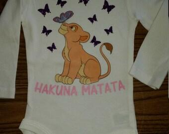 Hakuna Matata Onesie