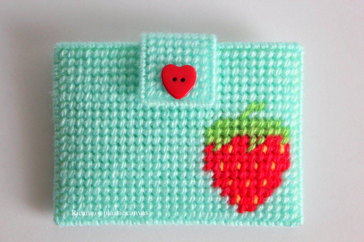 Credit card holder strawberry id badge holder business card zoom magicingreecefo Gallery