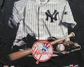 vintage 1990s Starter New York Yankees baseball MLB t-shirt - L