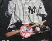 vintage 1990s Starter New York Yankees baseball MLB t-shirt - L