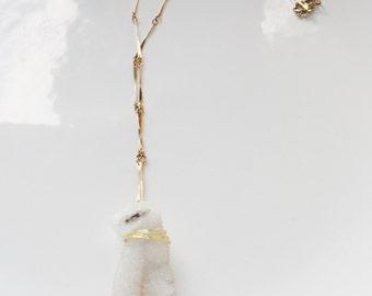 Liza Coral Necklace