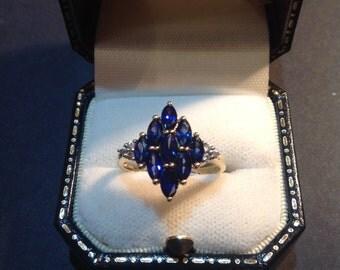 Beautiful Ceylon sapphire