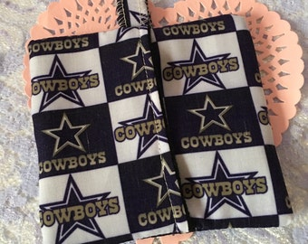 Dallas Cowboys Mini Kleenex Tissue Holder
