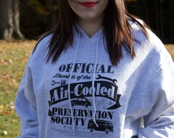 Official Air-Cooled Preservation Society Hoodie