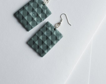 TAU Marbled Earrings