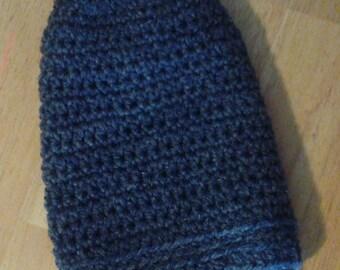 Blue Slate Men's Winter Beanie
