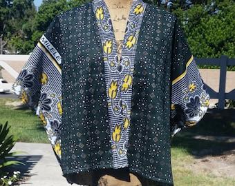 Mini Khanga Kimono
