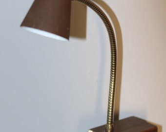 Retro Mid Century Desk Lamp Tensor Model 7200