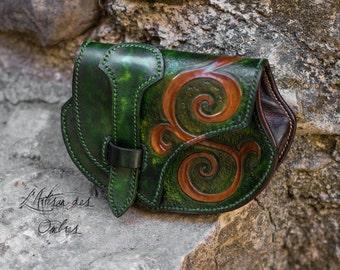 """purse """"The Hermit"""""""