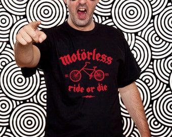 Motorless - Men's T-Shirt