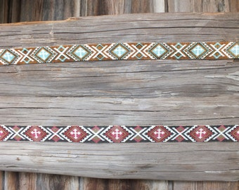 Delica Seed Bead Strip