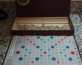 1953 Scrabble Board Game