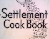 The Settklement Cookbook The Way to a Man's Heart