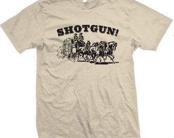 Shotgun! Graphic for Light Shirts