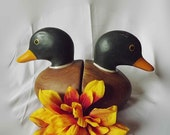 Mallard Book Ends Duck Book Ends Duck Decoys Ceramic Book Ends Mallard Duck Gift For Hunter Fathers Day Gift Office Decor Hunting Decor