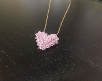 Swarovski Pink Crystal
