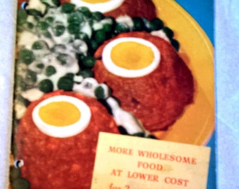 More Wholesome Food at Lower Cost for 2 and 4 and 6