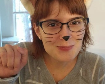Furry Cat Ears