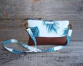 SALE! Palm cross body small purse