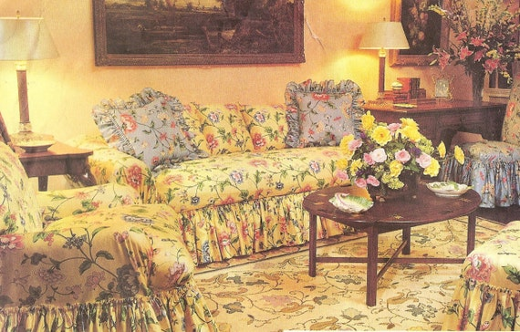 Good Crochet Pattern For Armchair Coverslook Knitted Armchair