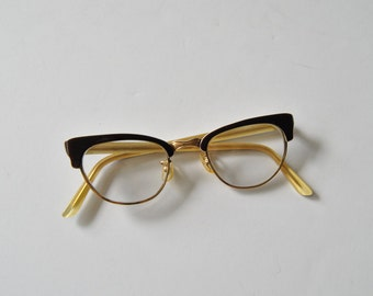 True Vintage Cat Eye Frames Eyeglasses Eyewear
