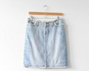 90's Denim Skirt