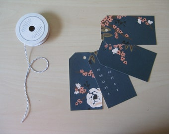 Up-cycled Gift Tags (set of nine)