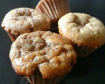Organic Vegan Low Carb High Protein Muffins