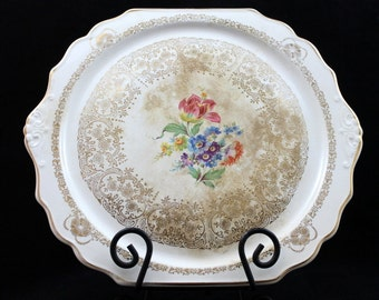 ON SALE Queen Ann Decorative Plate